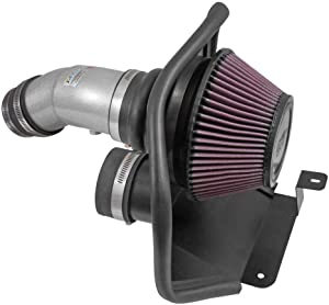 K&N Cold Air Intake Kit: High Performance, Guaranteed to Increase Horsepower: 2014-2017 HYUNDAI (Elantra, Elantra Coupe, Elantra GT) 69-5315TS