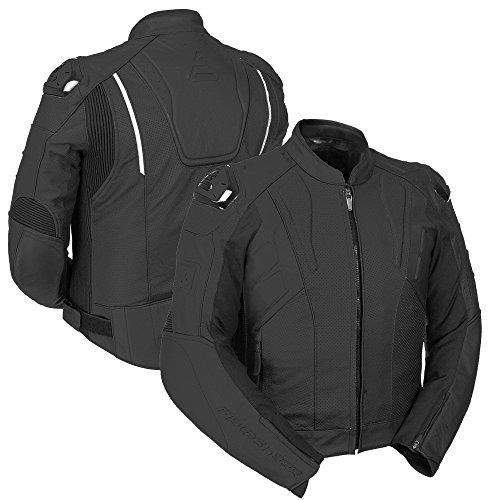 Fieldsheer Unisex-Adult Super Sport Air Jacket (Black, 44), 1 Pack by Fieldsheer (Image #3)