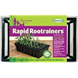 Tierra Garden 50-9010 Haxnicks Rapid Rootrainers Seed and Cutting Propagation Kit