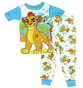 Disney The Lion King : Lion Guard Little Boys Pajamas 2T-5T