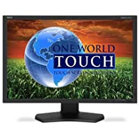 24In Led Touch Monitor, Nec P242W-Bk, Capacitive Touch, Usb Interface, 1920 X 12
