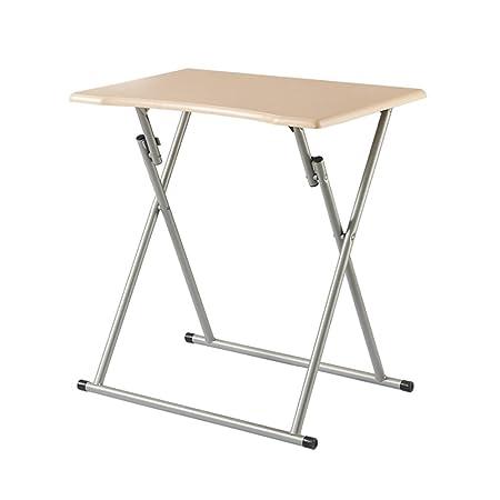 mesa plegable ZZHF Escritorio portátil/Mesa portátil para el hogar ...