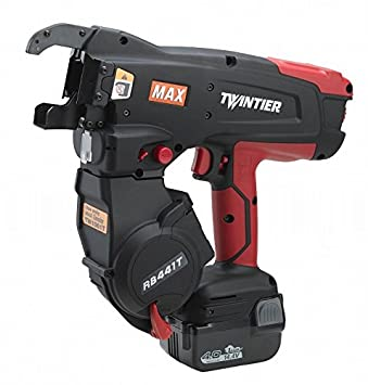 MAX USA Rebar TwinTier Tying