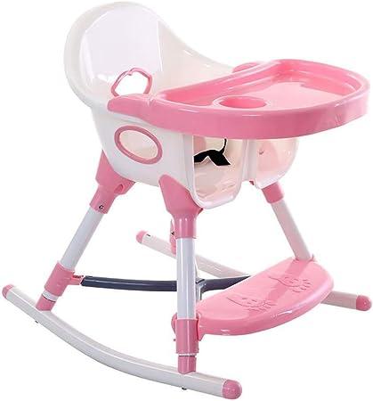 SMGPYHWYP Silla de Comedor para bebés, Mesa de Comedor para