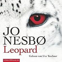 Leopard Hörbuch von Jo Nesbø Gesprochen von: Uve Teschner