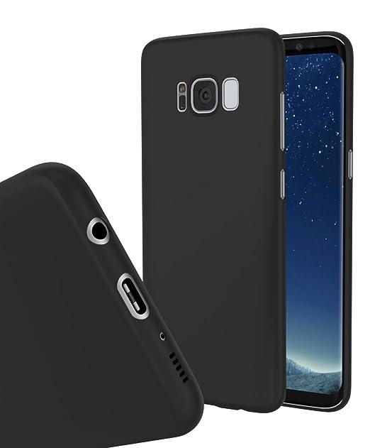 official photos b20e4 325c4 mnmlcase Galaxy S8 MNML Thin Case (Solid Black)