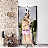 The Navika Magnetic Screen Door, puerta mosquitero, mosquitera, mosquiteros, apalaus, cortina mosquitera magnética.