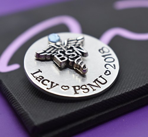 Personalized RN Pin