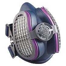 Half Mask Respirator, S/M, Single Filter