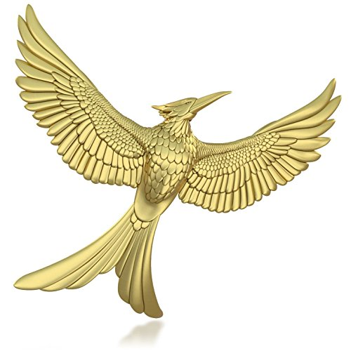 Hallmark The Hunger Games Mockingjay Ornament 2015
