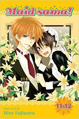 2-in-1 Edition Maid-sama! Vol 11 /& 12 6: Includes Vols