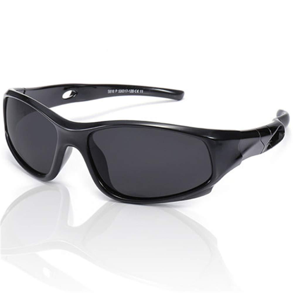 Wang-RX Gafas de sol para niños Polarized Boys Girls Kids ...