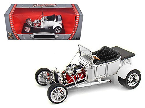 Used, 1923 Ford T-Bucket Roadster White 1/18 Car Model by for sale  Delivered anywhere in USA