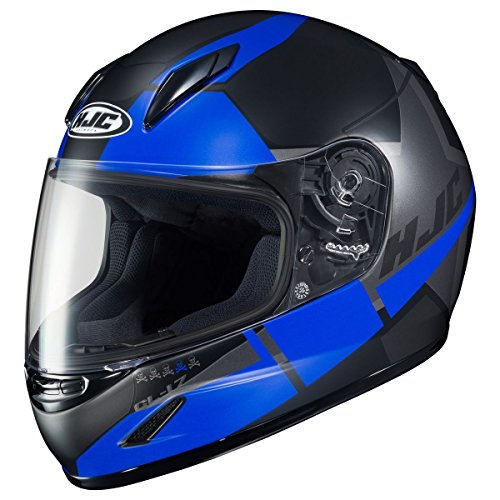 HJC Boost Youth CL-Y Street Motorcycle Helmet - MC-2SF / Medium