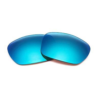 Lentes de repuesto polarizadas para Oakley Twoface Azul azul 85 ...