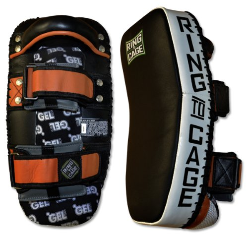 Platinum ELBOW CUSHION GelTech Muay Thai Pad, with. Professional Thai Pads for Muay Thai, MMA, Kickboxing by Ring to Cage