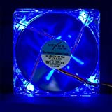 Nexus LED D12SL-12BL 120mm Blue LED Case Fan