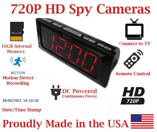 SecureGuard Display Spy Camera Covert