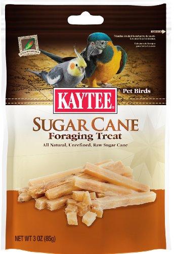 Kaytee Foraging Bird Sugar Cane, 3-Ounce, My Pet Supplies