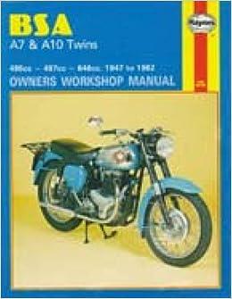 haynes manual motorcycle