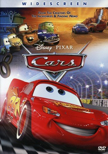 DVD : Cars (Single-Disc Widescreen Edition)