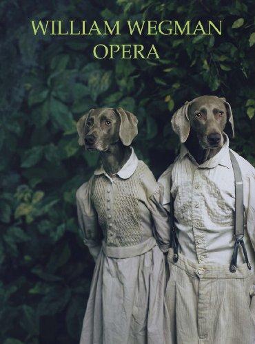 (William Wegman: Opera. Notecard Box)