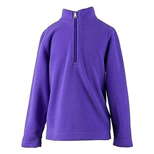 1/2 Zip Micro Fleece Top - 8