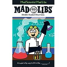 Mad Scientist Mad Libs