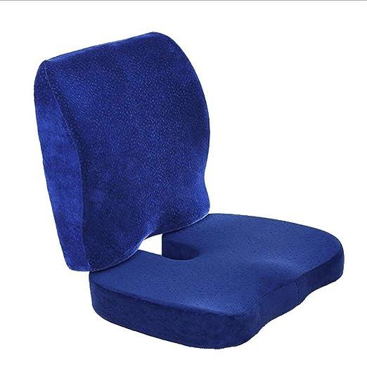 FENPING-Chair back Oficina Cintura cojín Lumbar, Cojín Cojín ...