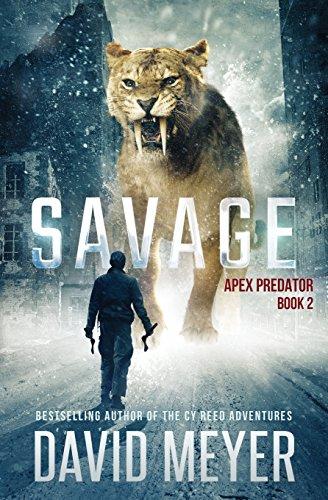 Savage (Apex Predator) (Volume 2) [David Meyer] (Tapa Blanda)