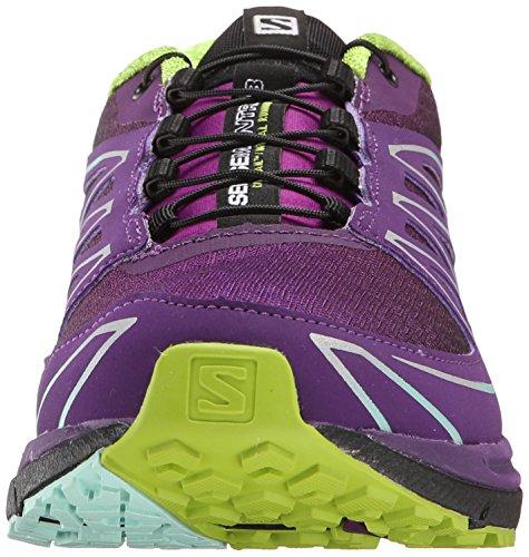 Salomon Sense Mantra 3 W 376631, Chaussures running Violet