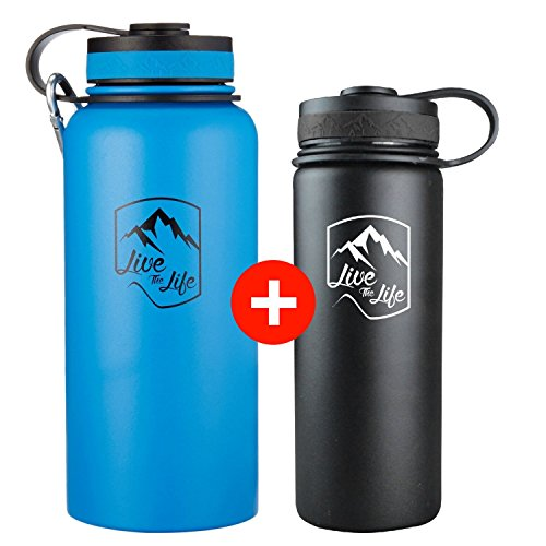 Stainless Steel Water Bottle Insulated