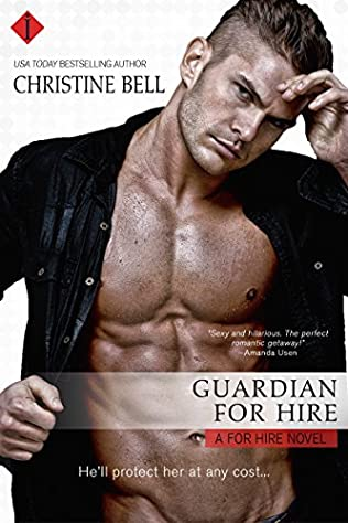 book cover of Guardian For Hire