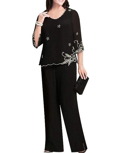 Amazon.com: Fitty Lell - Vestido largo de noche para mujer ...
