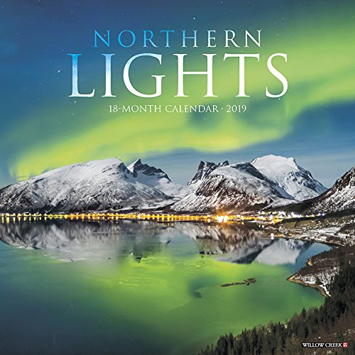 Which is the best northern lights calendar?