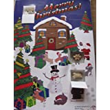 Dog Advent Calendar- 24 Individual Opening Windows-Healthy Treats-Count Down to Christmas -Advent Calendar-Dog Treats-Treats