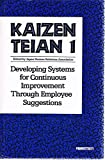 img - for Kaizen Teian 1: Developing Systems for Continuous Improvement Through Employee Suggestions by Japan Human Relations Association (1992-04-02) book / textbook / text book