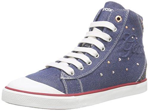Geox Geoxjr Ciak Girl B - Zapatillas Niñas Blau (JEANSC4001)