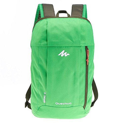 Quechua Kids Adults X-Sports Decathlon 10L Outdoor Day Backpack Small -  Green - Buy Online in Oman.  38055ac3dfa53