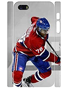 Simple Custom Vinatge Athletic Men Tough Iphone 5 5S Phone Snap On Case