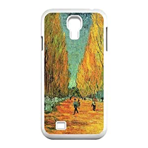 Cool PaintingFashion Cell phone case Of Van Gogh Bumper Plastic Hard Case For Samsung Galaxy S4 i9500