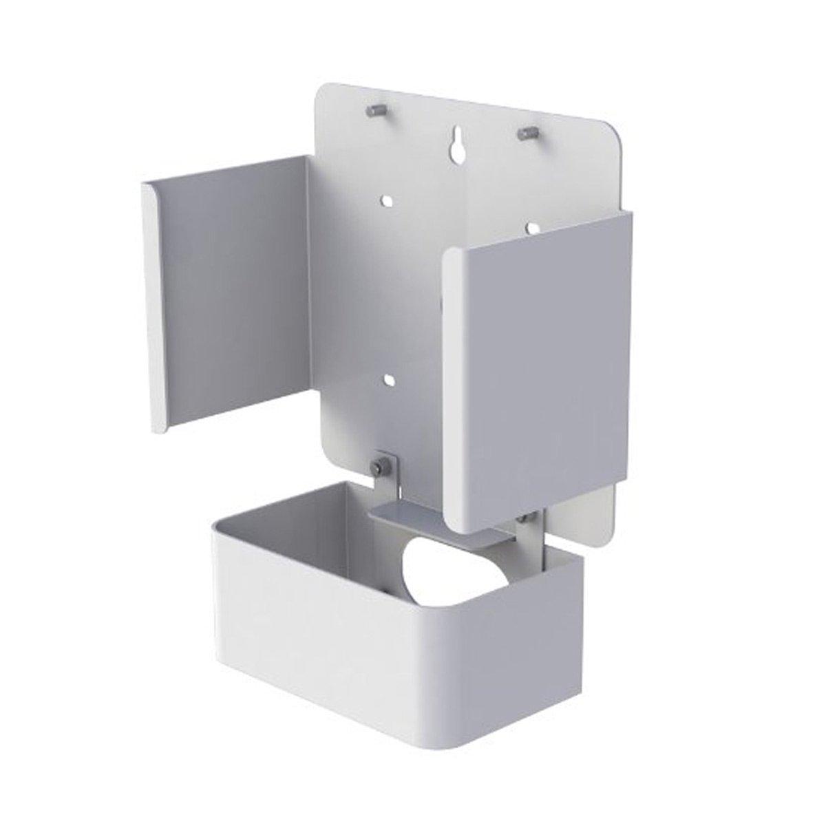 Flexson FLXCNWM1012 Wall Mount Bracket for Sonos Connect in White   B06XRHG189