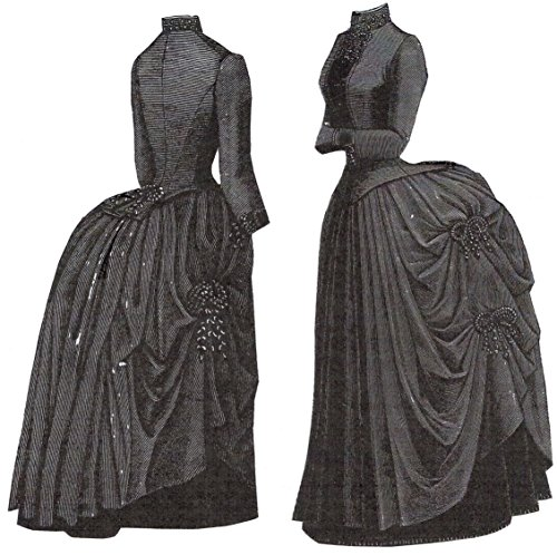 1888  (Civil War Fancy Dress Costumes)