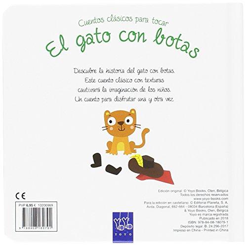 El gato con botas: YOYO: 9788408180791: Amazon.com: Books