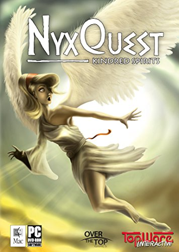 NyxQuest: Kindred Spirits [Download] (Broken Age Pc Game)