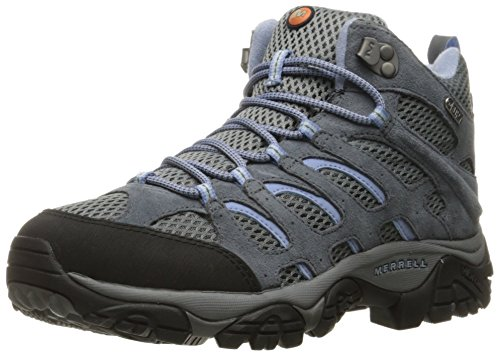 Merrell Women's Moab Mid Waterproof Hiki - Traction Control Boots Shopping Results
