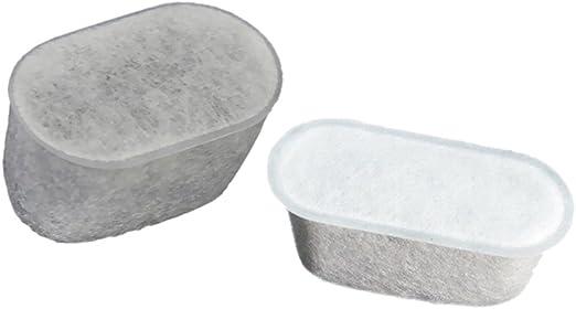 C/ápsulas de Caf/é Compatibles con M/áquinas Tassimo de Bosch-s Fenteer 2 c/ápsulas de Caf/é Reutilizables de 18 ml Filtro de caf/é Recargable