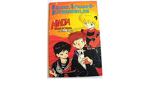 Ninja High School: Beans Steam and Automobiles: Amazon.es ...