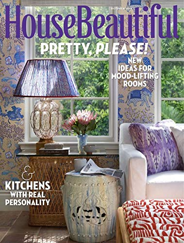 Magazines : House Beautiful