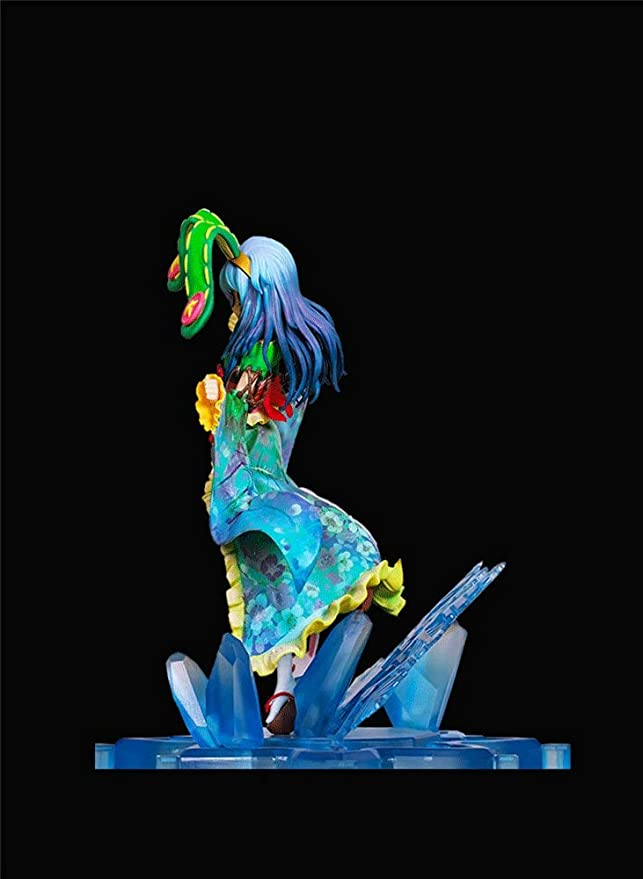 Anime DATE A LIVE Himekawa Yoshino Kimono Yukata Ver PVC Figure New N B 24cm
